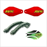 Handguards kit plastic
