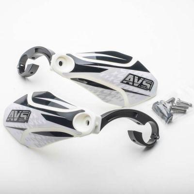 Kit complet - Pattes aluminium - Blanc