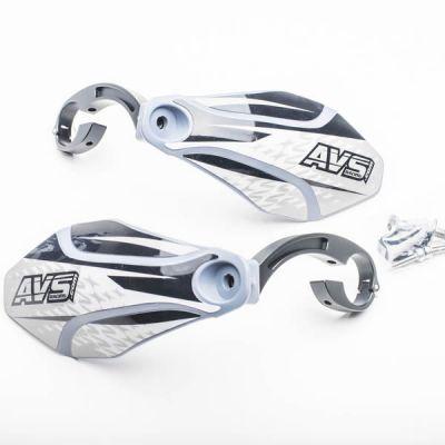Kit complet - Pattes aluminium - Grise