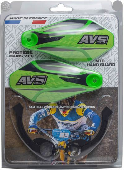 Kit complet - Pattes aluminium - Vert