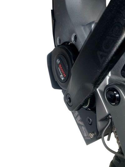 Sabot protection moteur VTTAE Cube