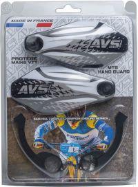 Kit complet - Pattes aluminium - Noir/Blanc