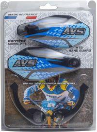 Kit complet - Pattes aluminium - Noir/Bleu