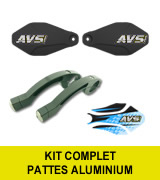 kit aluminium avs racing