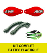 kit plastique avs racing